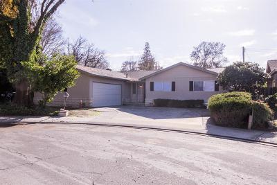Modesto Single Family Home For Sale: 2332 Fairbairn Drive