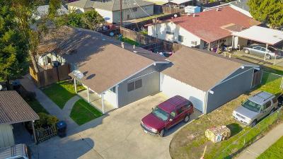 Modesto Multi Family Home For Sale: 1020 Roselawn Avenue