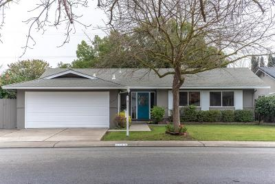 Stockton Single Family Home For Sale: 1736 Greeley Way