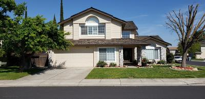 Manteca Single Family Home For Sale: 1291 Mohr Circle