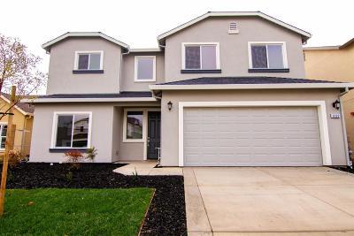 Stockton Single Family Home For Sale: 2222 Tidewind Drive