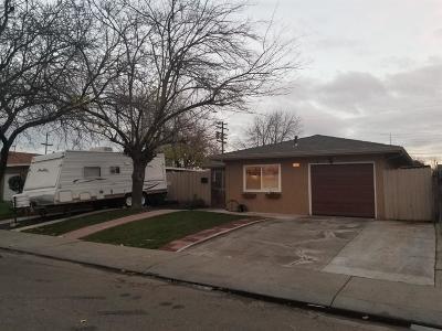 Stockton Single Family Home For Sale: 1928 Del Rio Drive