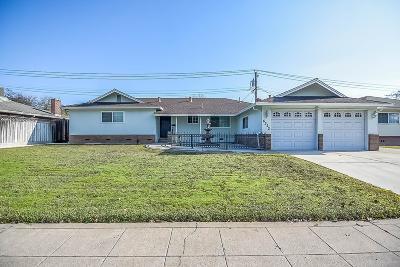 Stockton Single Family Home For Sale: 6322 North El Dorado Street