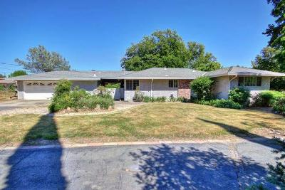 Roseville Single Family Home For Sale: 7335 Barton Road