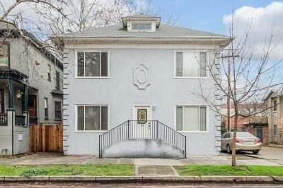 Sacramento Multi Family Home For Sale: 613 11th Street