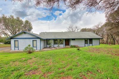 Placer County Single Family Home For Sale: 3280 Chisom Trail