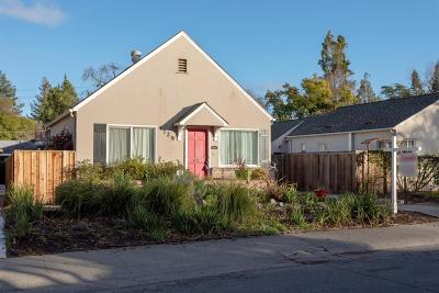 Sacramento Single Family Home For Sale: 4729 Mead Avenue