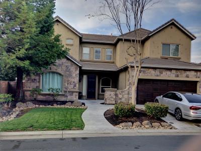 Stockton Single Family Home For Sale: 10940 St Moritz Circle