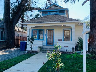 Sacramento Multi Family Home For Sale: 3772 Yes Street