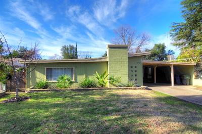 Sacramento Single Family Home For Sale: 4760 Del Rio Road