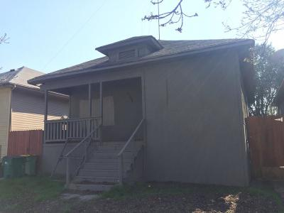 Stockton Single Family Home For Sale: 1326 East Weber Avenue