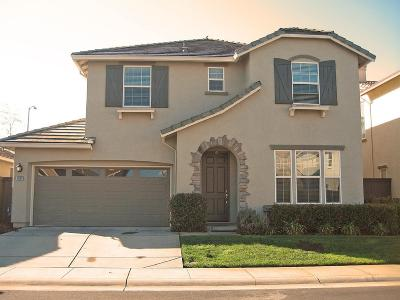 Roseville Single Family Home For Sale: 1568 Morning Glory Lane