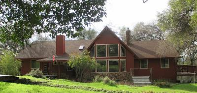 Placerville CA Single Family Home For Sale: $698,500