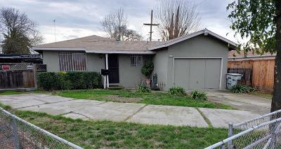 Stockton Single Family Home For Sale: 2610 East 8th Street