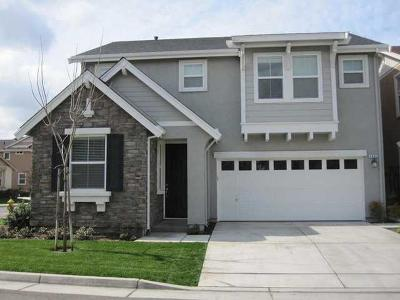 Stockton Single Family Home For Sale: 4605 Willow Oak Court