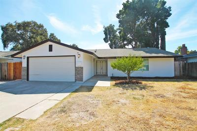 Merced Single Family Home For Sale: 548 Sonora Avenue