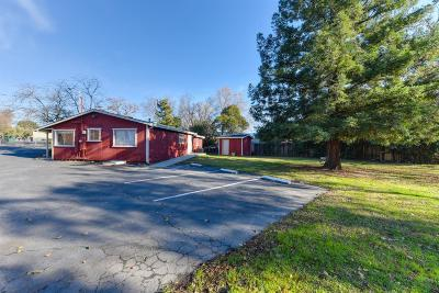 Citrus Heights Single Family Home For Sale: 7880 Old Auburn Road