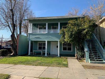 Marysville Multi Family Home For Sale: 510 H Street