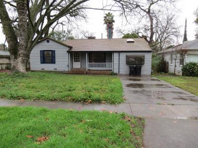 Gridley Single Family Home For Sale: 633 Oregon Street