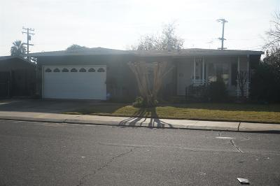 Manteca Single Family Home For Sale: 1160 Virginia Street