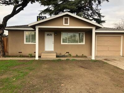 Merced Single Family Home For Sale: 1497 Stretch Road
