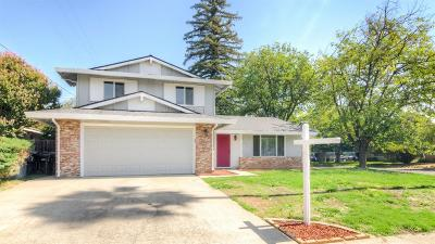 Sacramento Single Family Home For Sale: 2629 Niagara Way