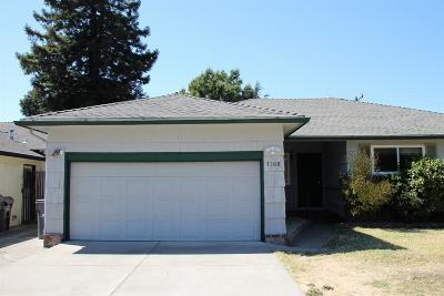 West Sacramento Single Family Home For Sale: 1108 Westacre Road