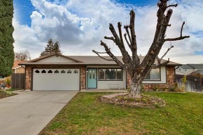 Sacramento Single Family Home For Sale: 7640 Darla Way