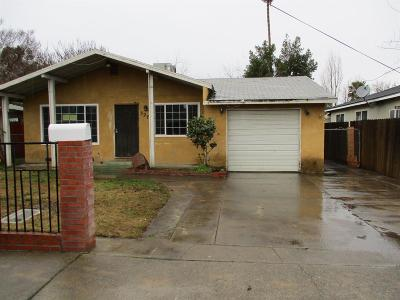 Sacramento Single Family Home For Sale: 5270 Enrico Boulevard