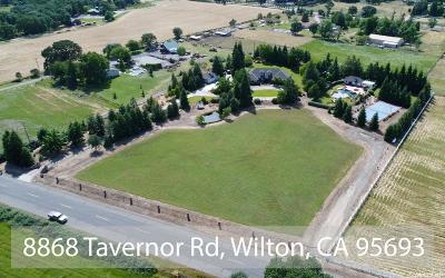 Sacramento County Single Family Home For Sale: 8868 Tavernor Road