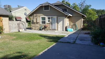 Stockton CA Single Family Home For Sale: $239,999