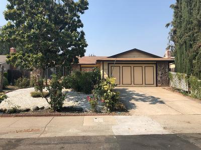 Sacramento CA Single Family Home For Sale: $249,900