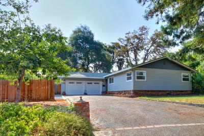 Auburn CA Single Family Home For Sale: $489,000