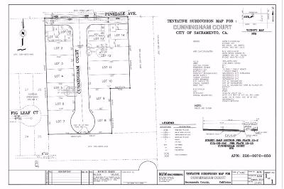 Sacramento County Residential Lots & Land For Sale: 320 Pinedale Avenue