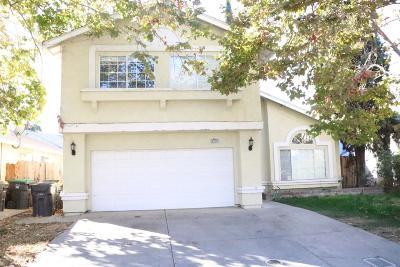 Stockton Single Family Home For Sale: 2373 Dry Creek Way