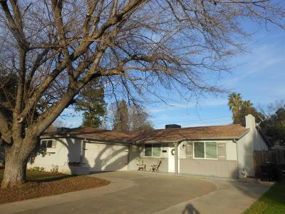 Rancho Cordova Single Family Home For Sale: 2929 Hunt Drive