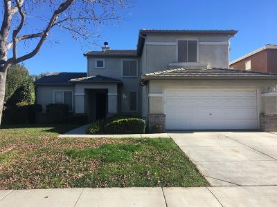 Tracy CA Single Family Home For Sale: $549,000