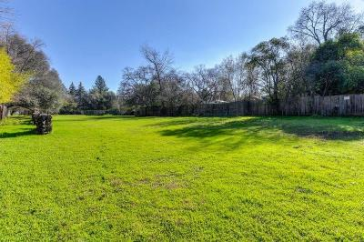 Citrus Heights Residential Lots & Land For Sale: 6757 Mariposa Avenue