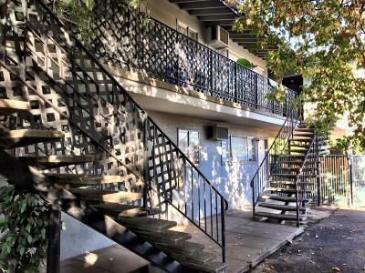Lodi Multi Family Home For Sale: 417 East Locust Street