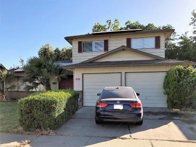 Stockton CA Single Family Home For Sale: $280,000
