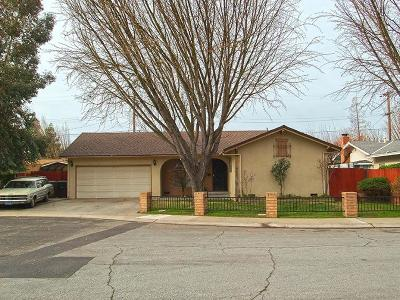 Modesto CA Single Family Home For Sale: $249,500