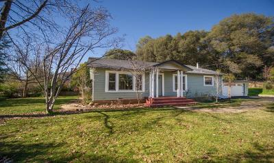 Sonora Single Family Home For Sale: 708 East Bald Mountain