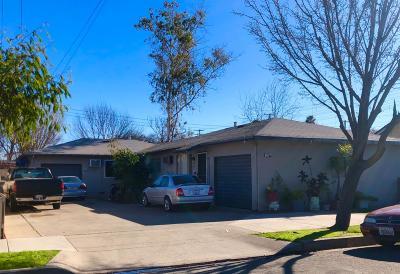 Lodi Single Family Home For Sale: 224 North Central Avenue