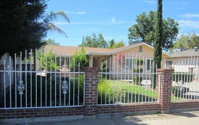 Sacramento Single Family Home For Sale: 6320 Ventura Street
