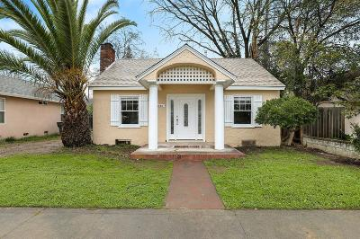 Sacramento Single Family Home For Sale: 4033 51st Street