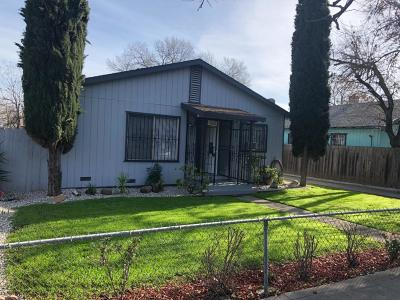 Stockton CA Single Family Home For Sale: $239,000