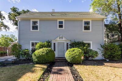 Stockton Single Family Home For Sale: 820 Bristol Avenue