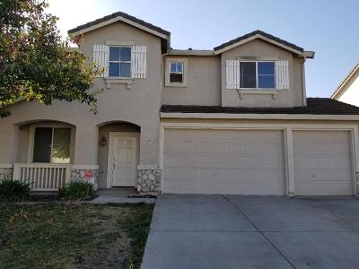 Stockton Single Family Home For Sale: 3410 Dewey Court
