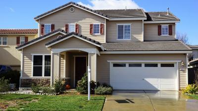 Rancho Cordova Single Family Home For Sale: 4012 Kalamata Way