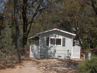 Placerville CA Single Family Home For Sale: $235,000